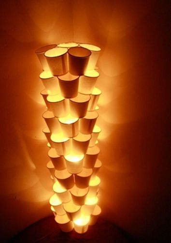 decoracao alternativa reciclada: Reciclada no Pinterest