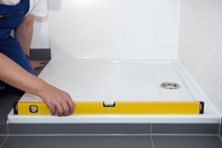 Prix et pose d'un receveur de douche : http://www.travauxbricolage.fr/travaux-interieurs/salle-de-bain/prix-pose-receveur-douche/