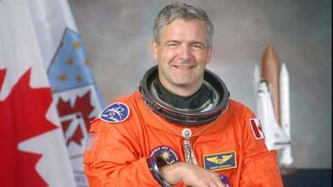 Marc Garneau - (born February 23, 1949) is a Canadian politician and the Minister of Transport in the Government of Canada. He is a retired military officer, former astronaut, and engineer; Garneau was the first Canadian in space taking part in three flights aboard NASA Space shuttles in 1984, 1996 and 2000. Garneau was the president of the Canadian Space Agency from 2001 to 2006, and in 2003 was installed as the ninth Chancellor of Carleton University in Ottawa.