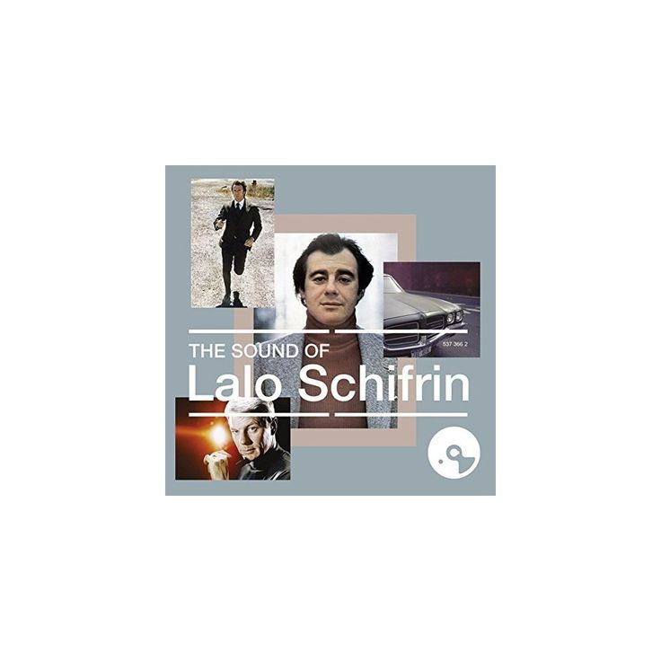 Lalo Schifrin - Sound of Lalo Schifrin (CD)