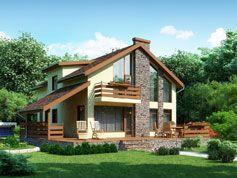 Проектирование дома из SIP панелей. Выбираем проект СИП дома.