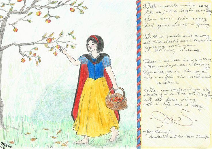 Snow White by Neiram.deviantart.com