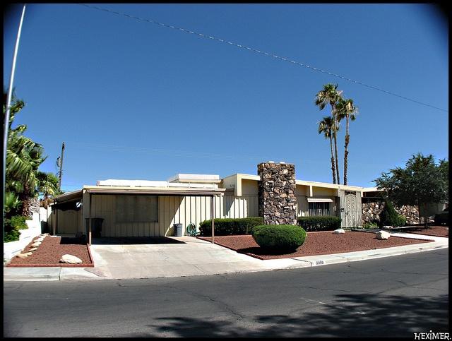 Mid Century Modern Palms Las Vegas Mid Century Modern