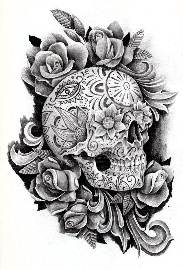 Best 25 day of dead tattoo ideas on pinterest arm tattoos day day of the dead memorial by jcgalleryandstudio on deviantart dailygadgetfo Choice Image