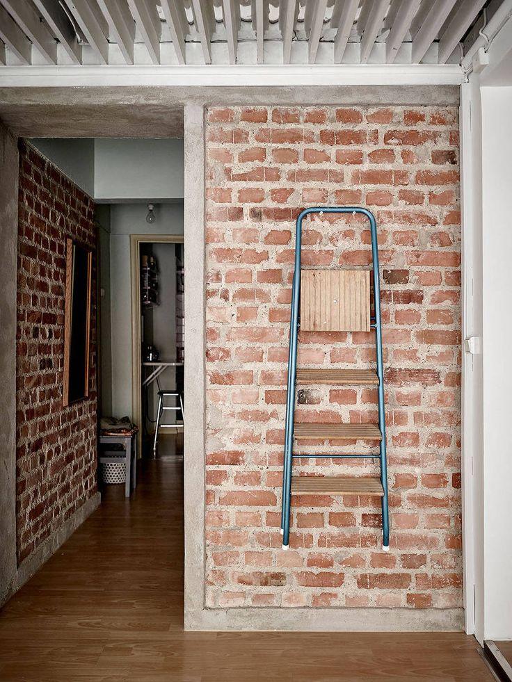INTERIOR | 샵에서 스타일리쉬한 스윗트 홈으로 변한 13평 하우스 인테리어 :: 더하우스