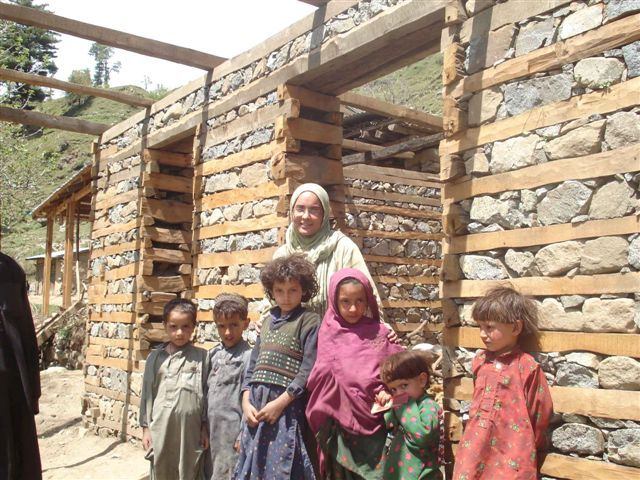 In areas affected by the South Asian earthquake of October 8, 2005, ADP partnered with Relief Shelter Drive (RSD) to help build shelters.   RSD is a grassroots initiative undertaken by a small group of individuals across the United States, United Kingdom and Pakistan.