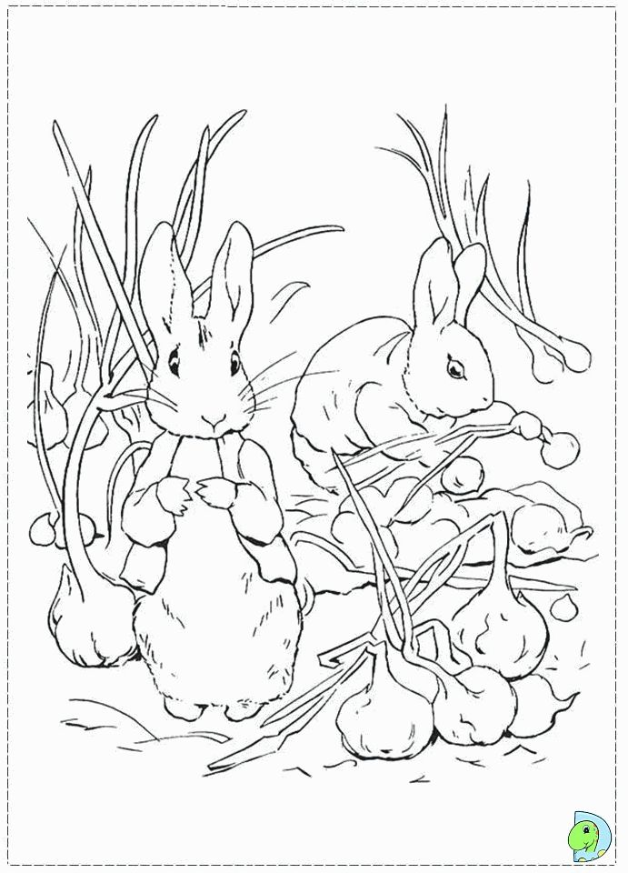 Inspirational Rabbit Coloring Book 75 Peter Rabbit Coloring page