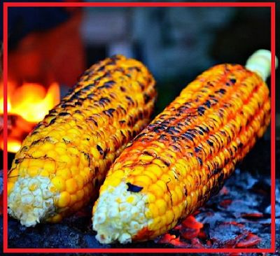 How to make corn bake with spicy sauce,