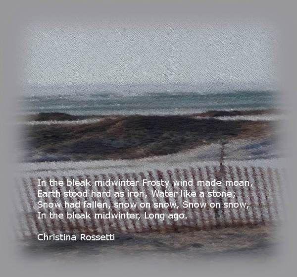 Christina Rossetti Quotation on purelyhomespun.com