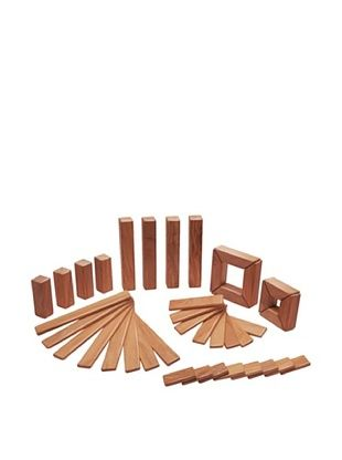 40% OFF Tegu Mahogany Explorer 40-Piece Set