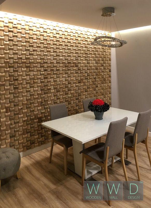 Découvrez nos nouveaux modèles de parements muraux en bois recyclé