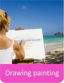 Courses of drawing and painting in Art School Malování kreslení. www.malovanikresleni.cz/en/