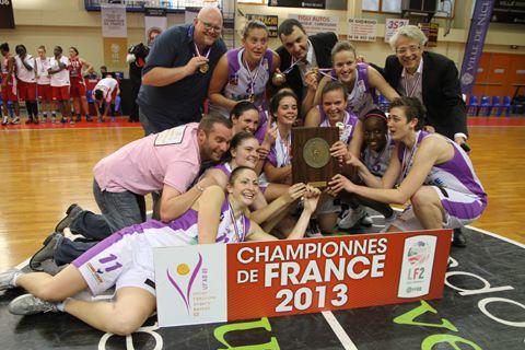 L'UFAB 49 jouera bien en Ligue féminine de basket  C'est officiel. Les basketteuses de l'UFAB 49 ont obtenu gain de cause et évolueront parmi l'élite dès la saison prochaine.