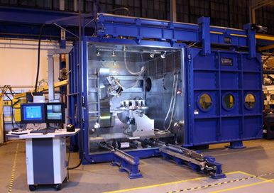 Electron Beam (EB) Welding Systems & Solutions   Sciaky, Inc.