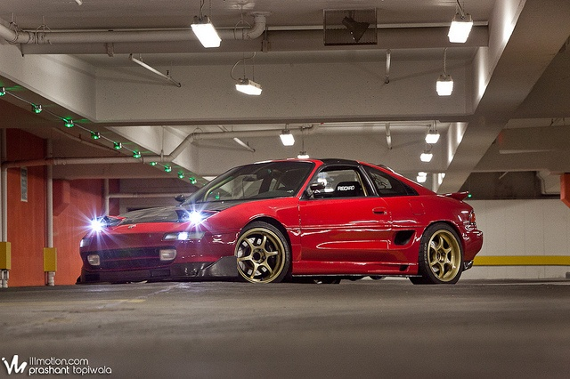 Rhys' MR2 by illmotion, via Flickr