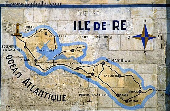 ile_de_re-tile-map.jpg europe, france, horizontal, ile de re, images, map, tiles