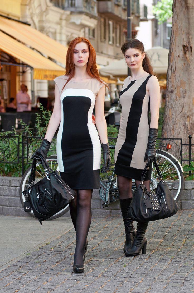 feminine stripes  #bellamode