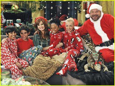 O natal da familia Ross que a Jessie nao conhece!