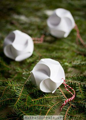 Click ornament - Idébank - DIY - Make & Create