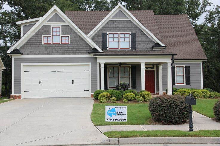 sherwin williams gray matters exterior Google Search