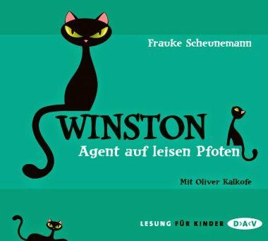 Gelesen von Komödiant Oliver Kalkofe wandert im neusten Hörbuch von Frauke Scheunemann Winston auf den Brettern, die die Welt bedeuten und erweist sich als tierischer Held, der Katzen vor der Müllpresse rettet …