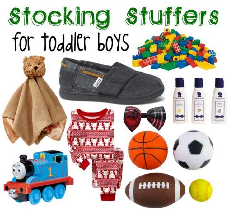 stocking stuffers for toddler boys