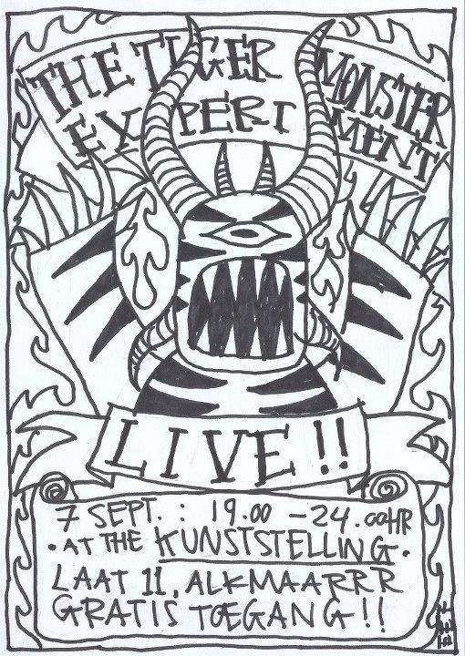 TTME live poster