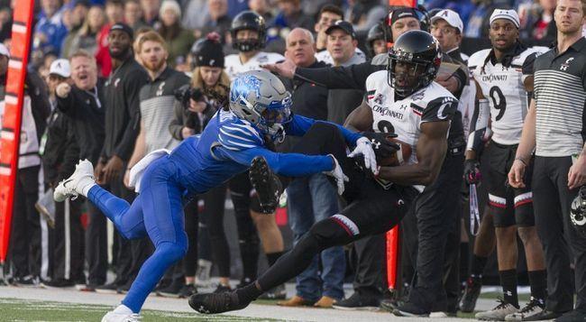 Memphis At Cincinnati 10 31 20 Early Look College Football Goy Picks And Predictions Cfb American Athletic Conference Football Predictions College Football