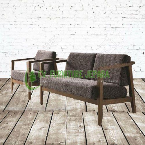 teak living sofa ,from indonesia, made by teak wood. #teak #sofa #elegant