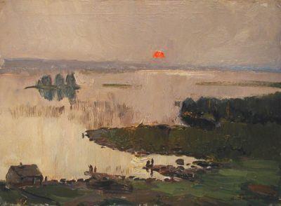 Vyacheslav Zagonek - Setting Sun