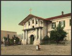 San Xavier Mission, Tucson, Arizona | Library of Congress