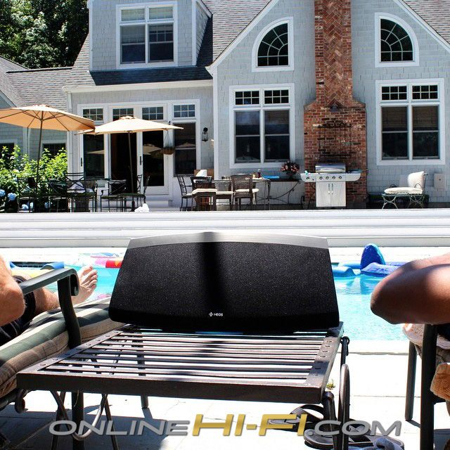 #HEOS wants to help you soak up the last few days of summer. #AnywhereSoundsAmazing
