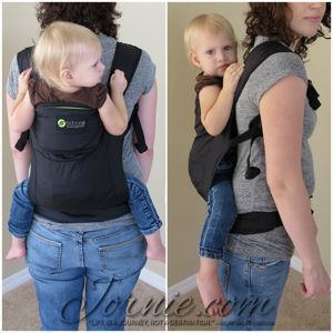 416db638bca Travel-Friendly Baby Carriers