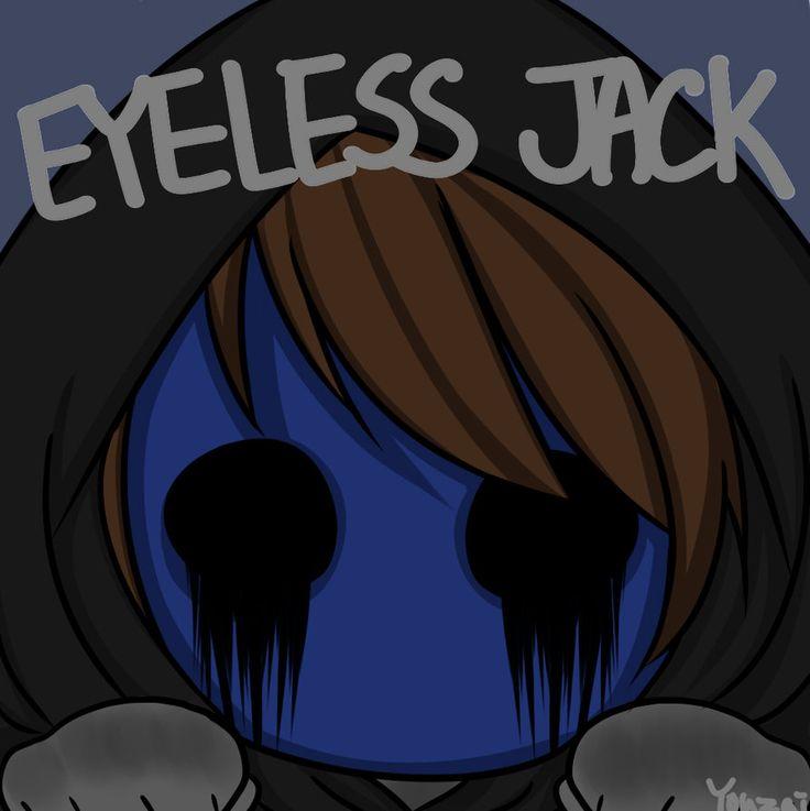 Eyeless jack's portrait by YouZaiiii on DeviantArt