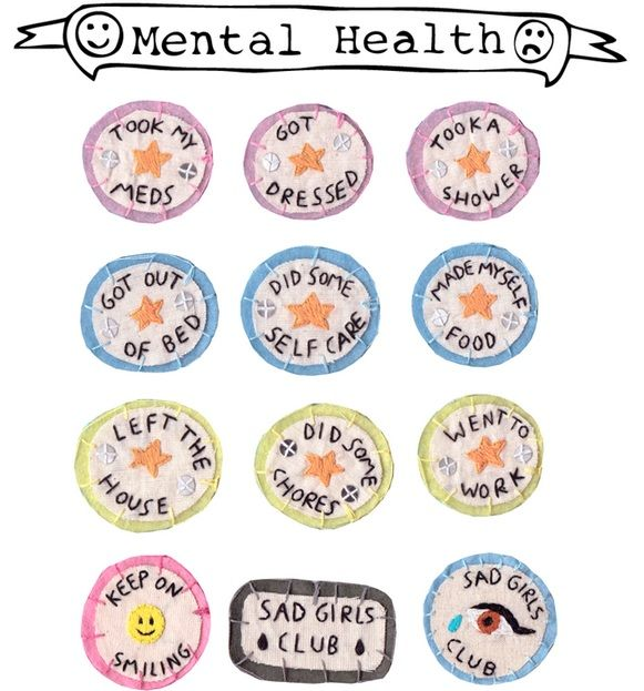 68 Best Mental Health Recovery Tattoos Images On Pinterest: 520 Best Images About Pin-on-t-chest On Pinterest