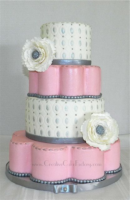 Couture Wedding Cake | Flickr - Photo Sharing!