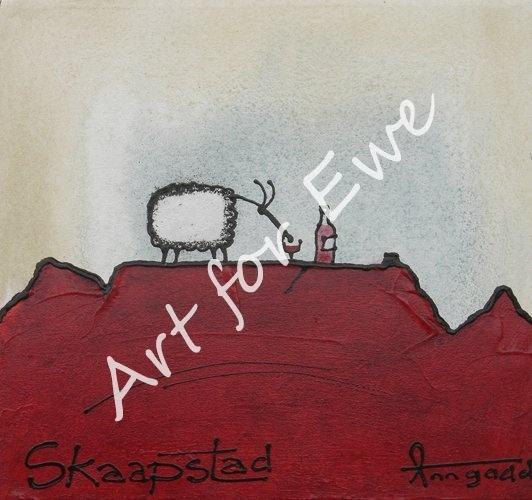Ann Gadd. Art for Ewe