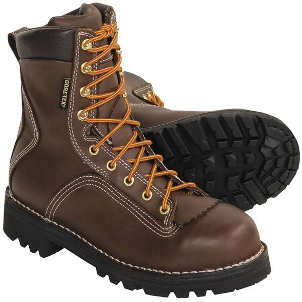 Finding the right work boots that are comfortable and stylish while  offering support and ruggedness to protect your feet can be difficult at  times, ...