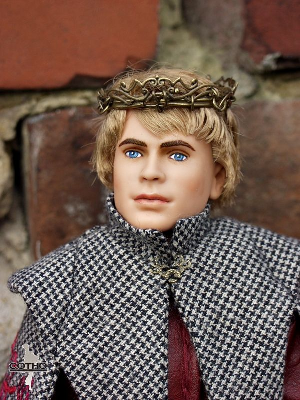 Joffrey doll The King Child inspired by game of thrones