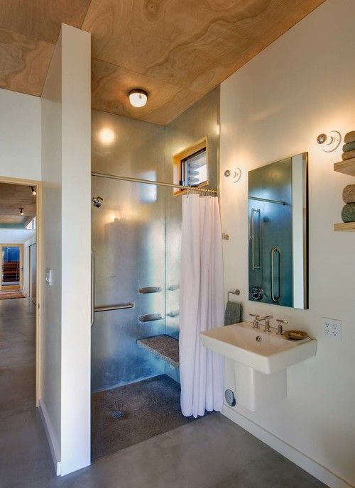 135 best Barrier Free Design images on Pinterest | Bathroom ideas ...