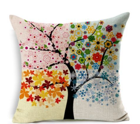 Quality Cotton Linen cushion covers, inspired by nature design. •Cotton Linen cushion covers (cushion insert not included) •Ideal for your living room, bed room and home decor •Perfect for multiple occasions: Birthday gifts, house warmings, Christmas, Wedding gifts etc. http://ozurban.com/collections/cushion-covers/products/in-bloom-cushion-covers #colourtree #treeoflife #cushions #cushioncovers #homedecor #interiordesign #australianhome #trees #colour