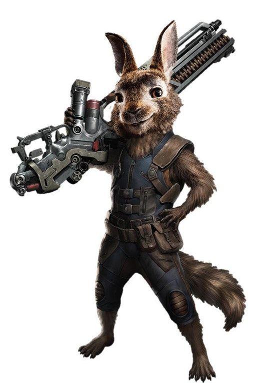 15++ Rocket rabbit info
