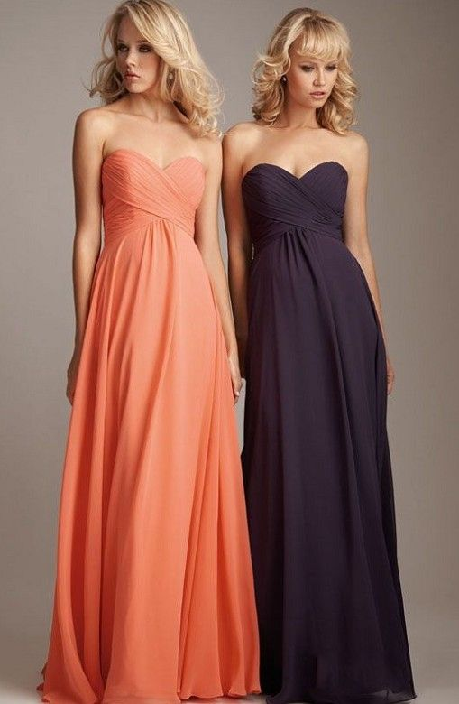 Bridesmaid Dresses just need them in black
