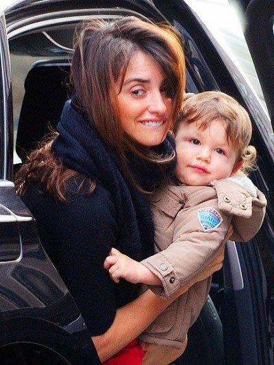 Penelope & son