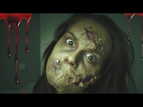 Maquillaje fácil para Halloween. ¡Paso a paso!