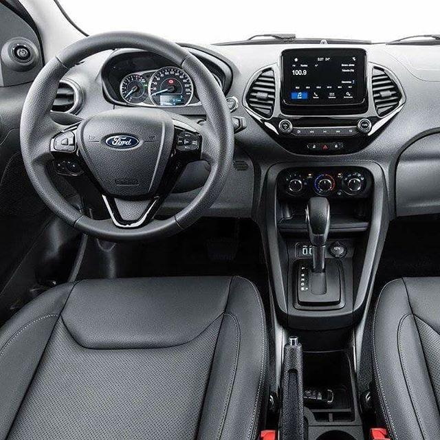 Ford Ka 2019 Por Amintasvital Modelo Reestilizado Chega Ao