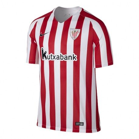 Camiseta Nueva del Athletic Bilbao Home 2017