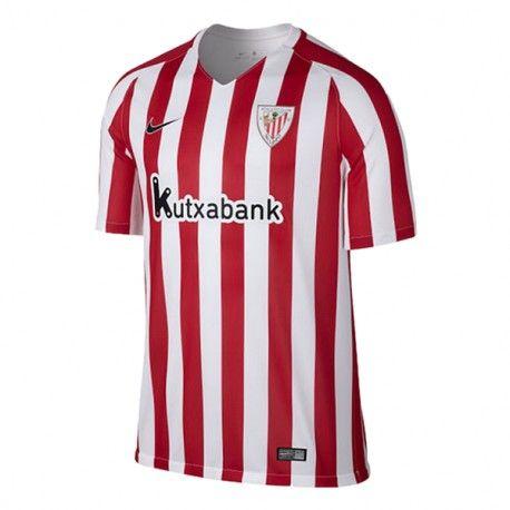 Camiseta Nueva del Athletic Bilbao Home 2017
