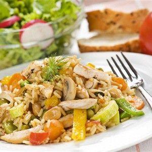 Ризотто с курицей и двумя сырами рецепт – итальянская кухня: основные блюда. «Афиша-Еда»