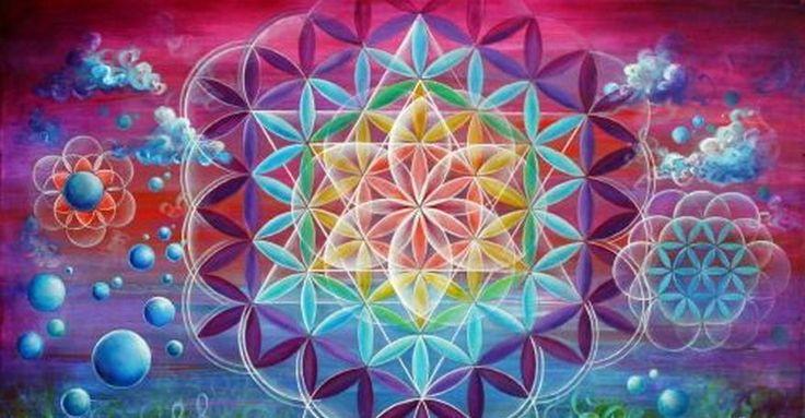 Цветок Жизни Сакральная Геометрия